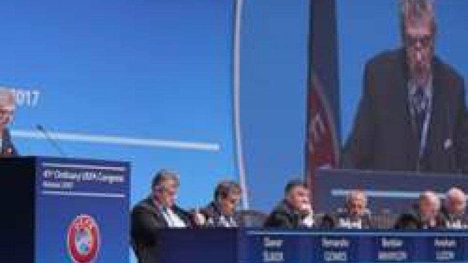 Tura: grande soddisfazione per l'elezione di Uva nel CE della Uefa