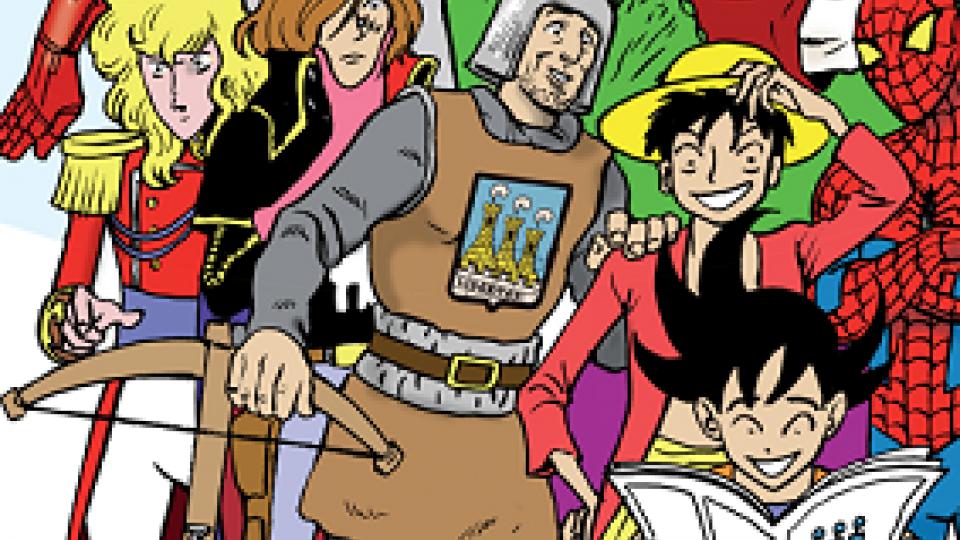Fumetti, la Terza Edizione di San Marino Comics School
