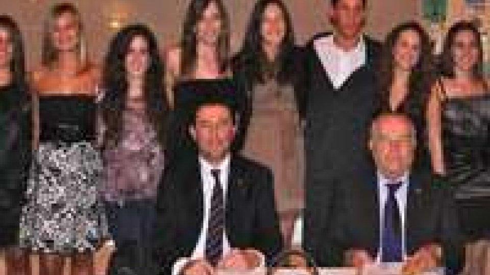 Maturità con il massimo dei voti, il plauso del  Rotary Club San Marino