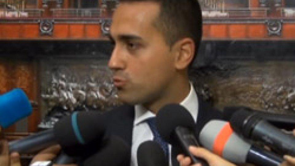 Luigi Di MaioManovra, Di Maio: 2,4% confermato per il 2019, poi idea di abbassare debito