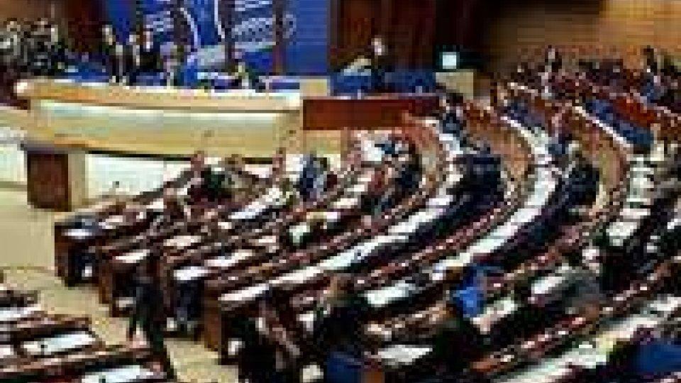 Strasburgo: delegazione consiliare sammarinese all'assemblea parlamentare