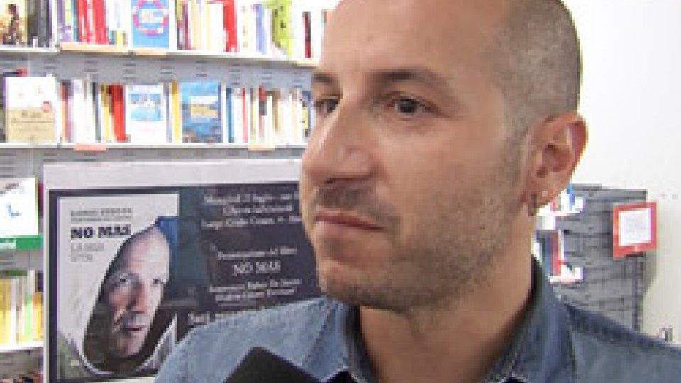 """Fabio De SantisFabio De Santis, coautore del libro: """"Loris mi ha colpito per la sua tenacia"""""""