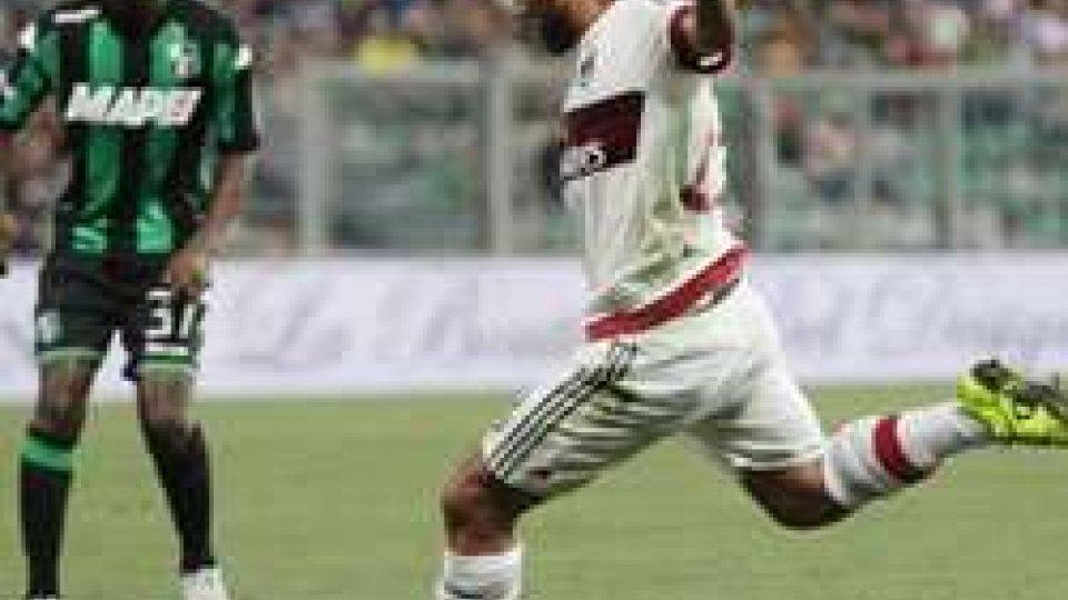 Il gol di Nocerino (Ansa)