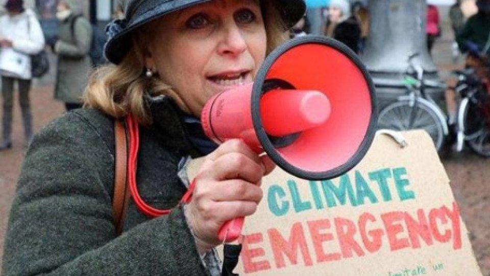 """Sarah MarderFridays For Future, Sarah Marder: """"In Piazza per aiutare i governi a vedere la realtà"""""""