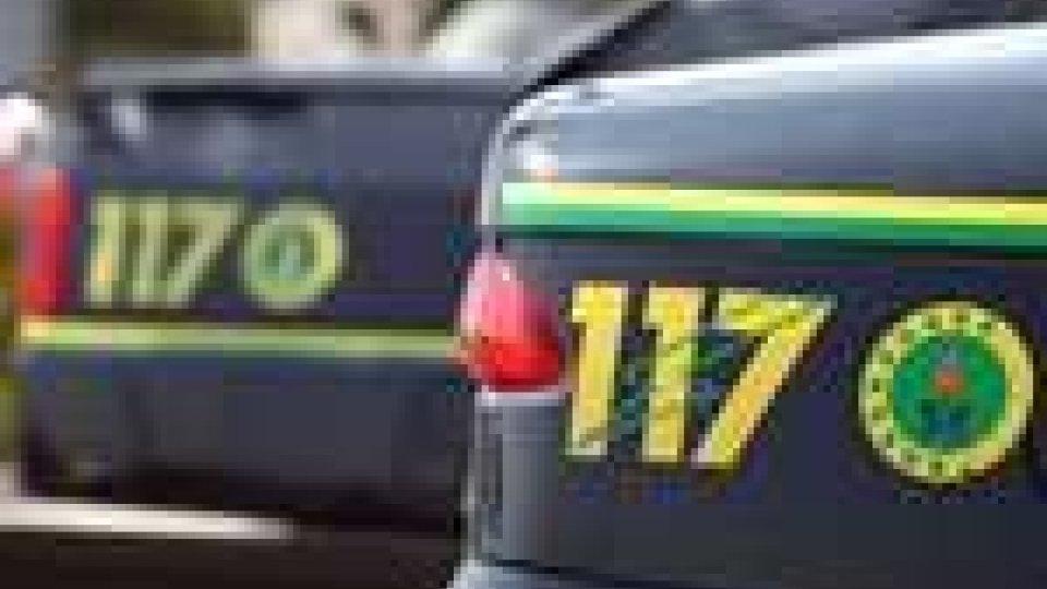 Rimini: la Gdf sequestra merce contraffatta per 180mila euro a dipendente Protezione civile