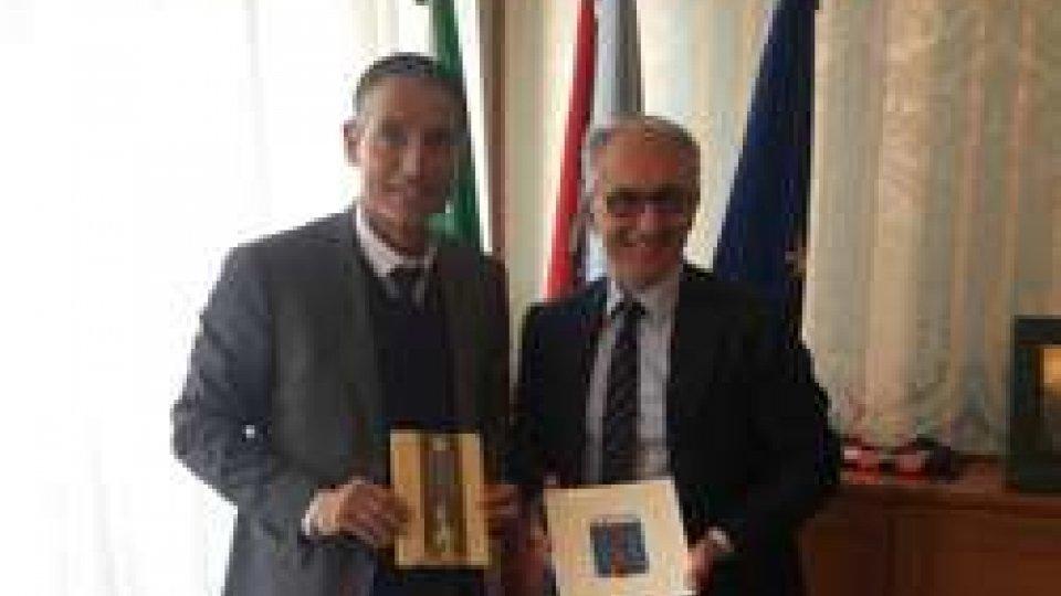 Vittorio Brigliadori e Carlo Marino