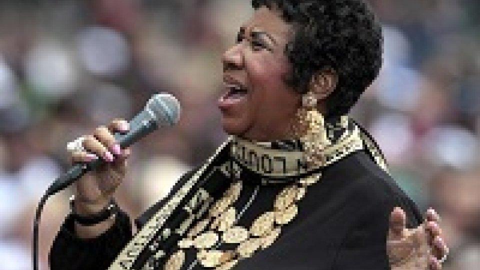 Aretha Franklin in un home hospice a Detroit