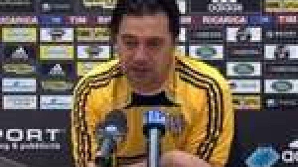 Il Cesena vuole punti salvezza
