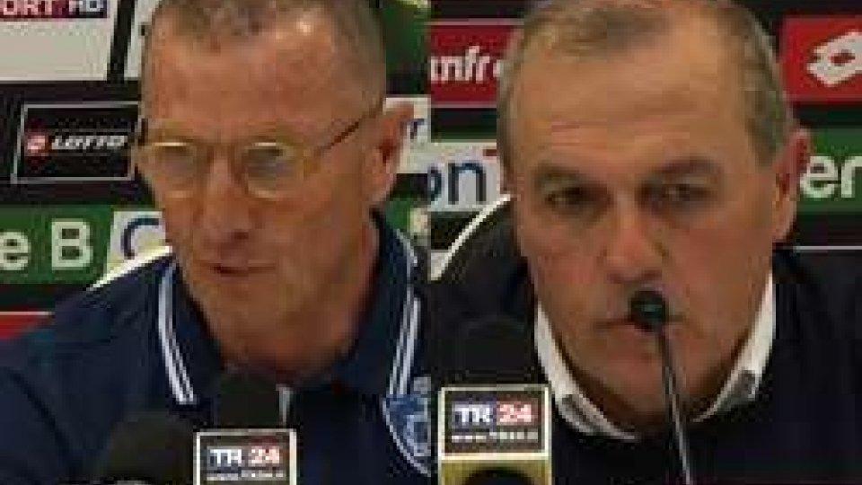 """Il commento di Andreazzoli e CastoriCastori: """"Una sconfitta assurda, abbiamo messo l'Empoli alle corde"""""""