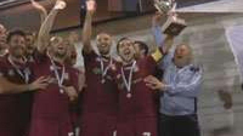 La Libertas vince ai rigori la Supercoppa 2014La Libertas vince ai rigori la Supercoppa 2014