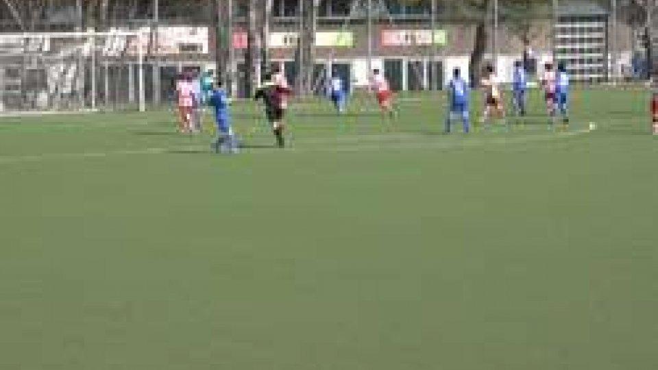 Calcio femminile: Academysconfitta in casa dal Vicenza