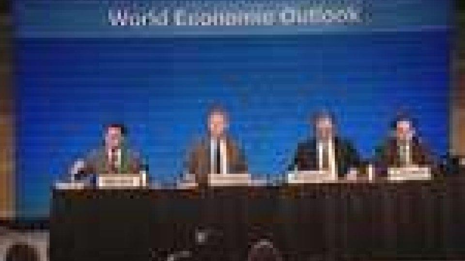 Rapporto del FMI sullo stato di salute dell'economia mondiale