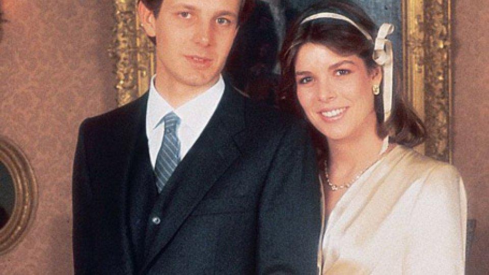 29 dicembre 1983: Carolina di Monaco sposa Stefano Casiraghi