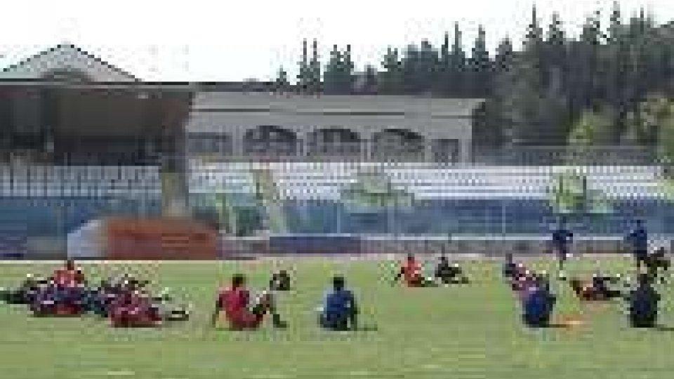 San Marino: D'Adderio vara il 4-3-1-2 anti GrossetoSan Marino: D'Adderio vara il 4-3-1-2 anti Grosseto