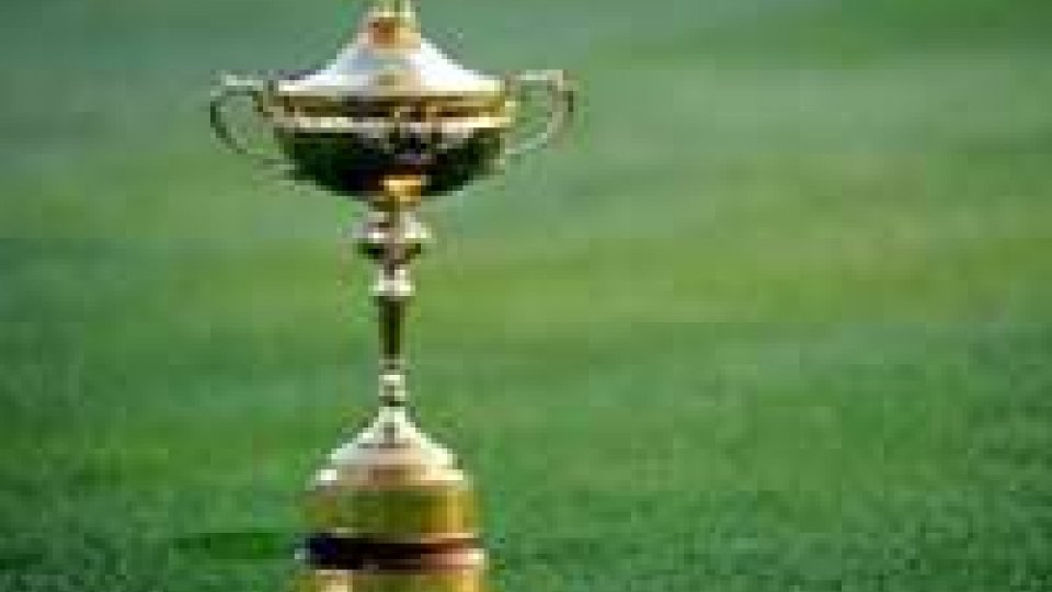 In caso di parità la Ryder Cup rimarrebbe agli europei detentori