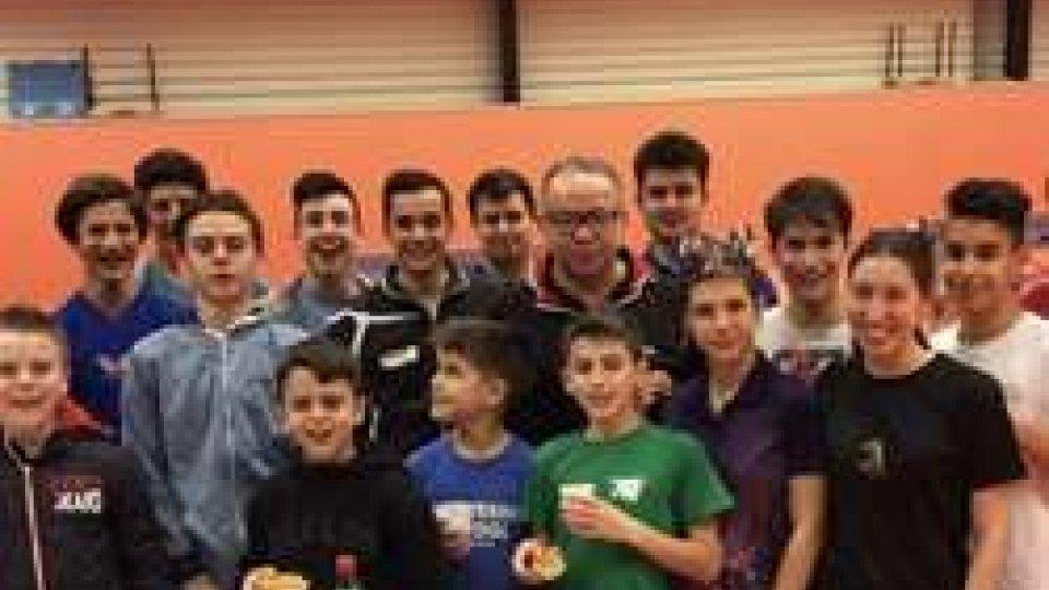 Tennistavolo Torneo Senigallia e Stage internazionale in Francia
