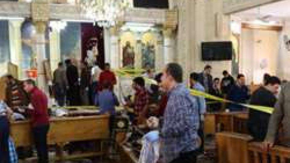Attacco moschea Sinai