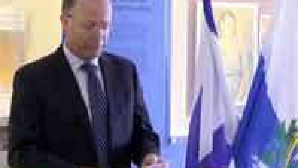 Ebrei a San Marino: i documenti sono stati consegnati allo Yad VashemEbrei a San Marino: i documenti sono stati consegnati allo Yad Vashem