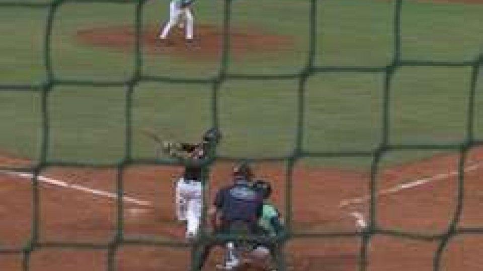 Baseball: Rimini vince Gara2Baseball: Rimini vince Gara2