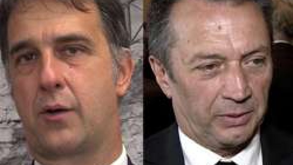 """Michele Uva e Marco TuraMarco Tura: """"Un onore la visita di Ceferin"""""""