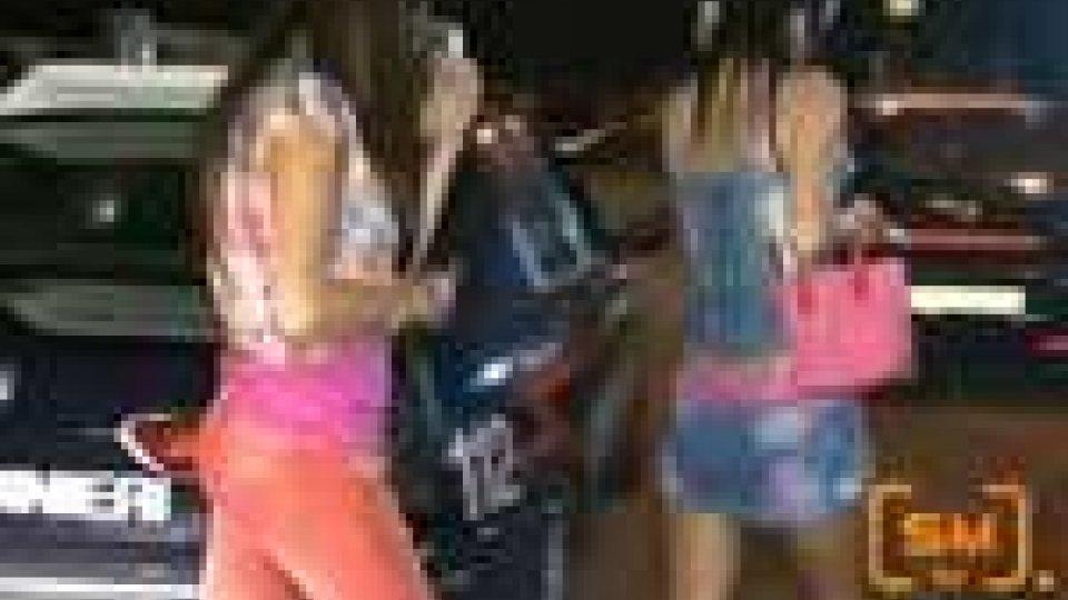 Operazione antiprostituzione nella notte a RiccioneOperazione antiprostituzione nella notte a Riccione