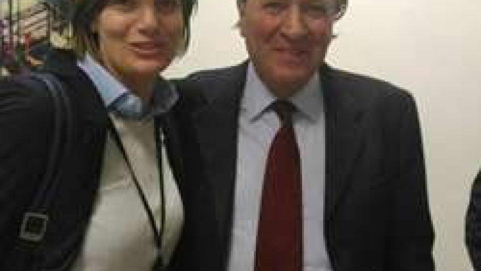 Gabriele Bucci (NS) incontra gli europarlamentari Comi e Cicu