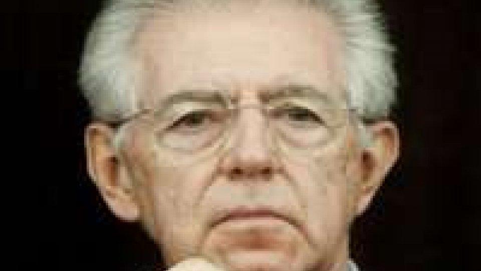 Crisi: Monti, Pil -2,4%, ma nel 2013 ci sarà il pareggio e la ripresa