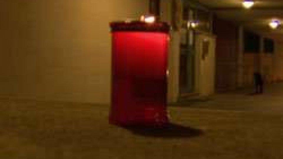 Le candele sui davanzali