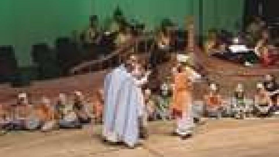 """""""La storia del Santo Marino"""", lo spettacolo dell'Istituto Musicale"""