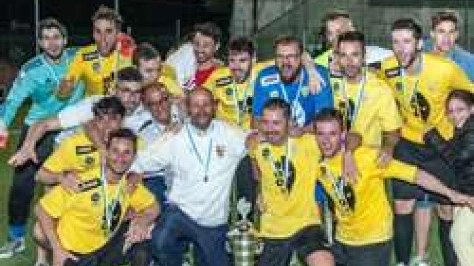 Futsal Cup: Tre Fiori bis, decide una doppietta di Busignani