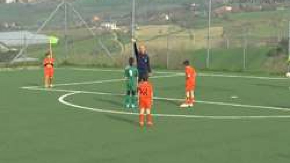 Cartellino verdePremio fair play per Simone Salvi