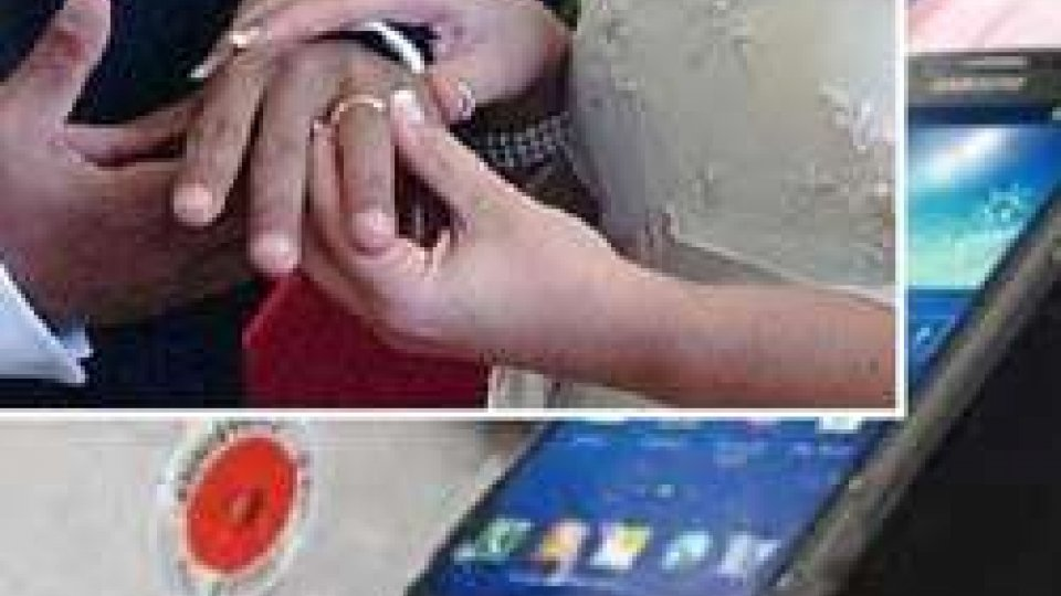 Ruba uno smartphone durante la cerimonia nuziale: i Carabinieri denunciano la testimone dello sposo