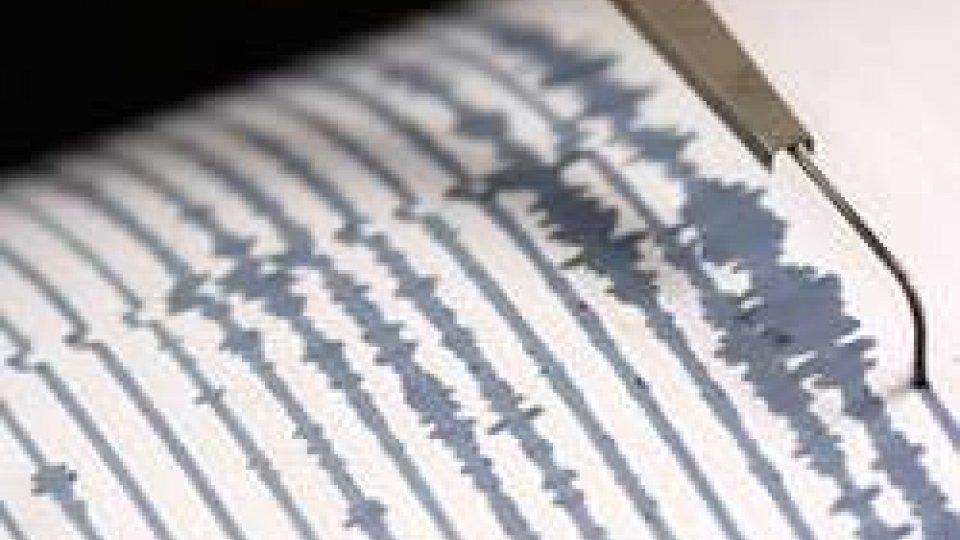 Terremoti: leggera scossa a Rimini, magnitudo 2.5 a 36 km profondità