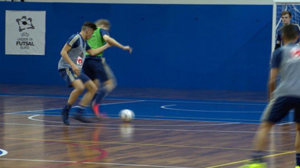 Under 19Futsal U19, al via le qualificazioni europee al Multieventi: San Marino sfida il Kosovo