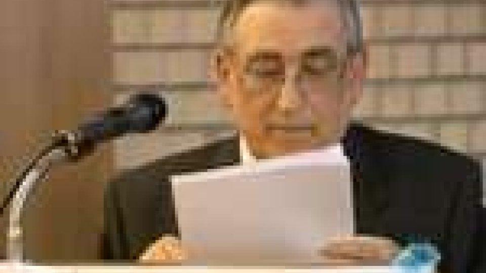 Assemblea Fups-CSdL: la relazione del segretario Mino