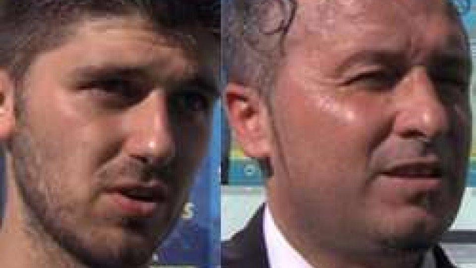 Uefa Region's Cup: la soddisfazione di Muccini e Costantini
