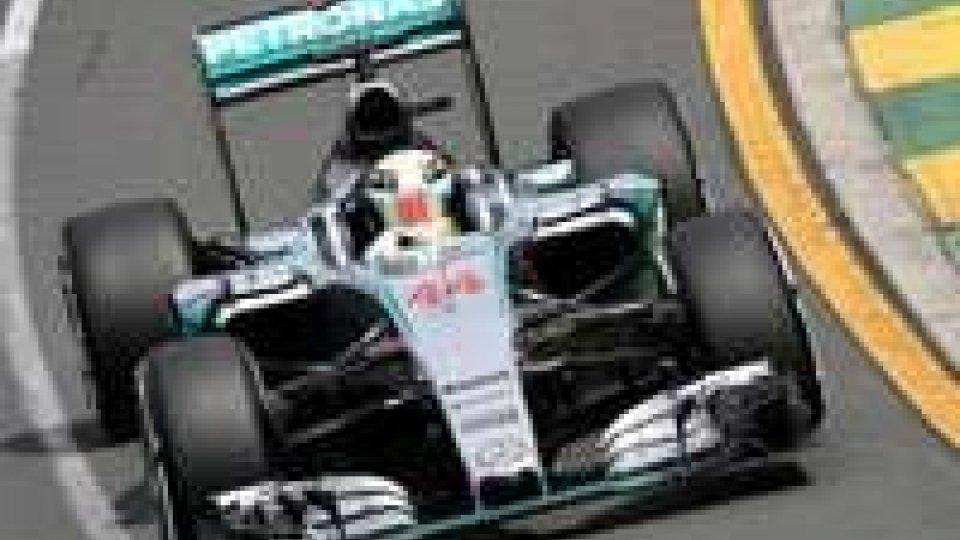 F1: Hamilton pole d'autore