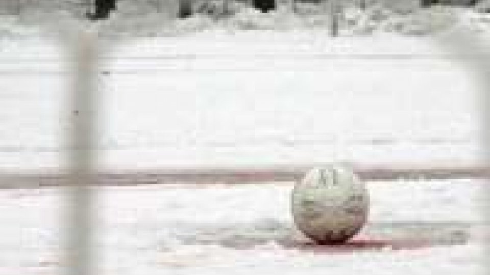 Campionato sammarinese: rinviate partite del weekend