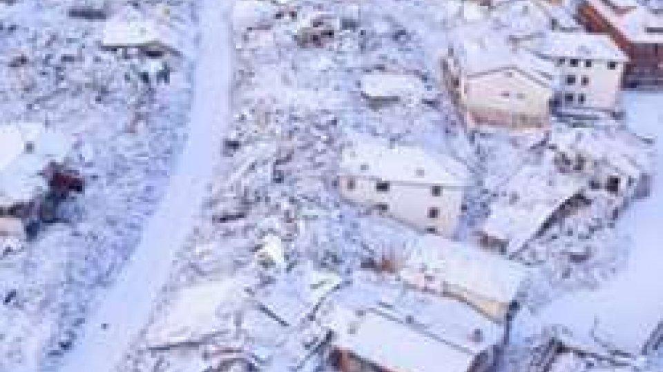 Maltempo: emergenza neve