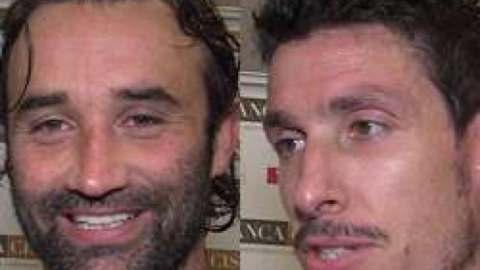 """Dario Merendino e Alex GasperoniTre Penne, Merendino e Gasperoni: """"Abbiamo giocato una grande partita"""""""