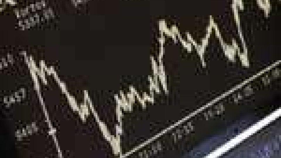 Borsa: venerdì nero