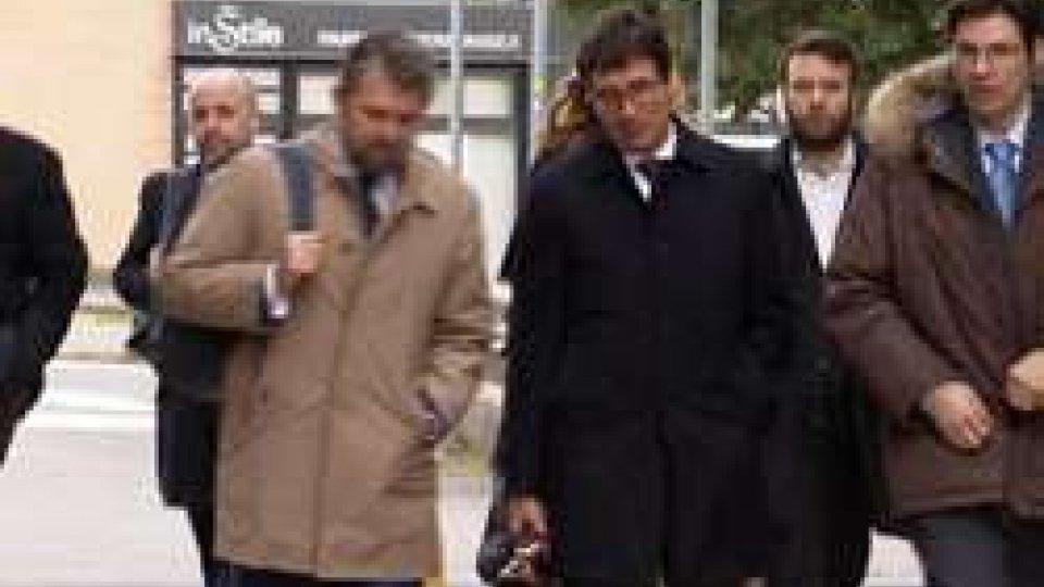 Avvocati in tribunaleConto Mazzini: la presunta tangente per l'acquisto della sede Bcsm