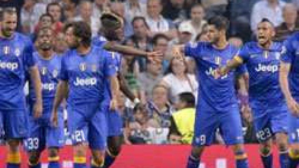 Coppa Italia: anticipato l'ultimo atto, tra Juve e Lazio, a mercoledì 20 maggio