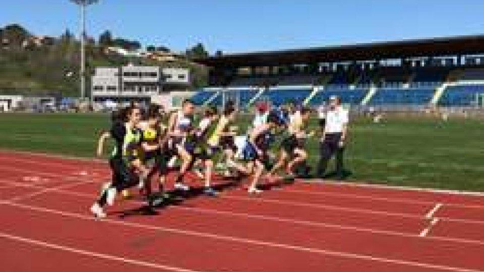 Atletica: campionati sammarinesi giovanili