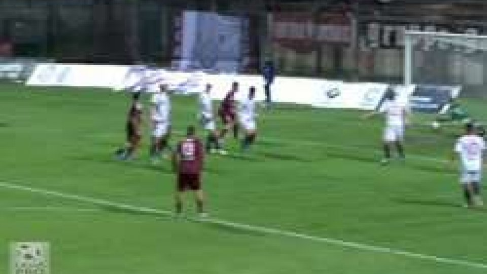 Fano - Forlì 1-0