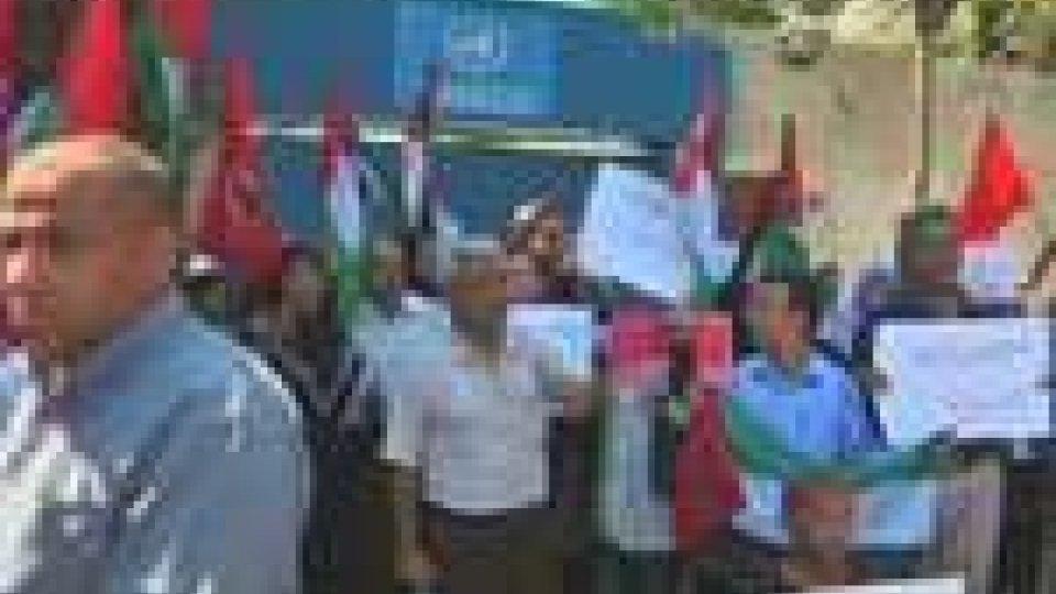 Palestina nell'Onu: gli Stati Uniti ribadiscono loro opposizione