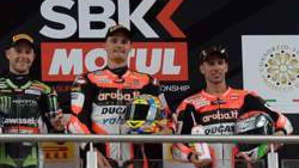SBK, GP Germania: Davies si impone anche in gara 2