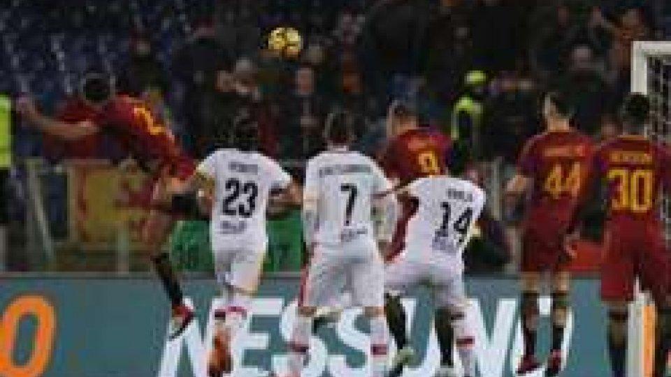 La rete di FazioSerie A: la Roma in rimonta batte il Benevento 5-2