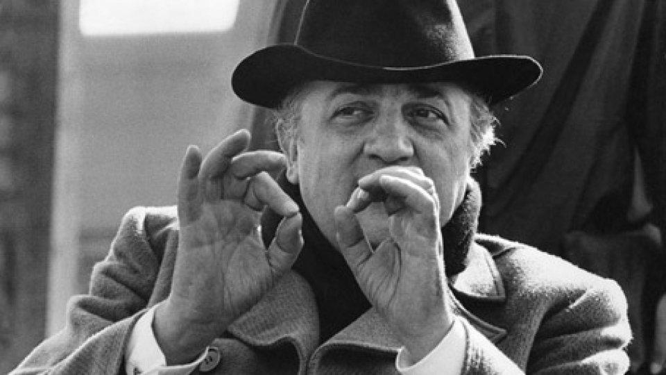 Federico FelliniFELLINI 99: compleanno del maestro aspettando il 100°