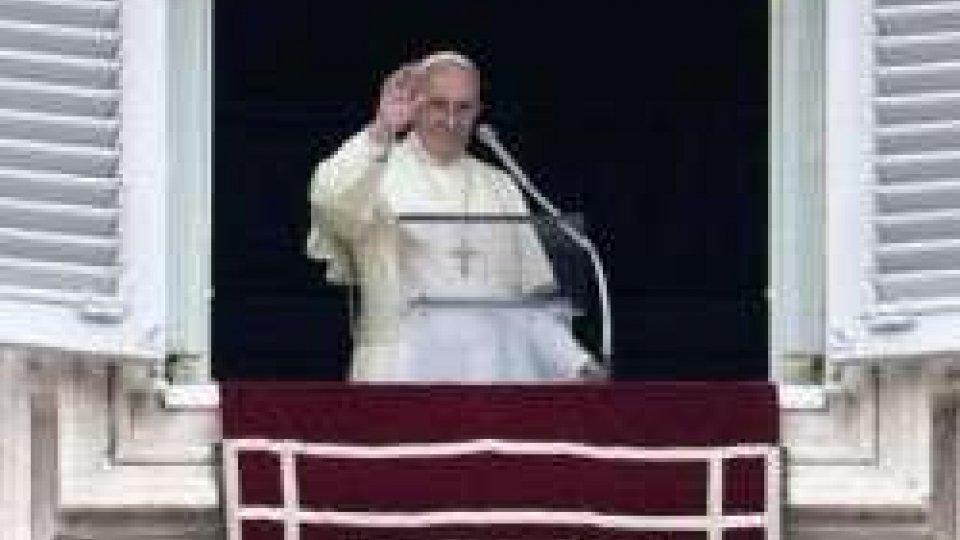 """Papa Bergoglio: """"Donna tentatrice è solo un luogo comune"""""""